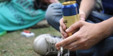 Штраф за распитие спиртных напитков
