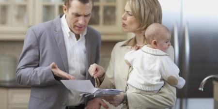 Иск об установлении отцовства